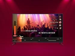全民K歌TV版-跨时代的家庭KTV互动体验