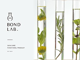 BOND LAB . 品牌形象设计 & 包装设计