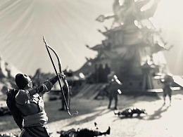 《乱世王者》 定格动画