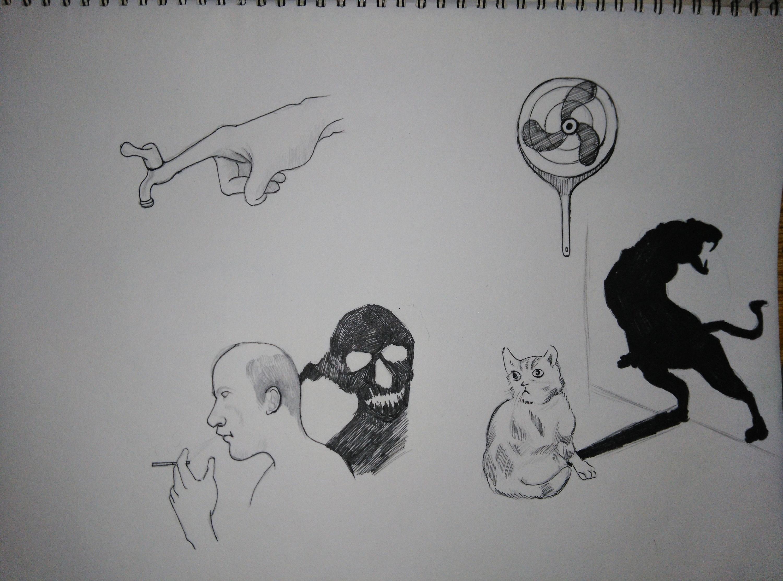 图形创意 作业
