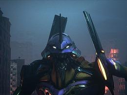 《荒野行动》 X 《新世纪福音战士》(三维篇)