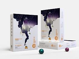 兆锵汽车空调滤清器包装盒设计-悟杰品牌视觉设计