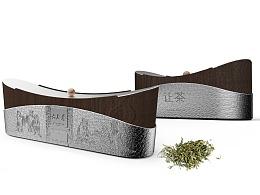 石皮设计工作室礼让文化茶叶盒