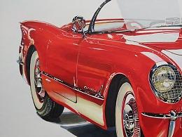 Chevrolet Corvette C1 1954