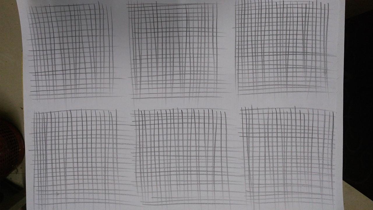 手绘直线图片大全
