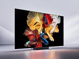 小米电视 大师 65″OLED产品站设计