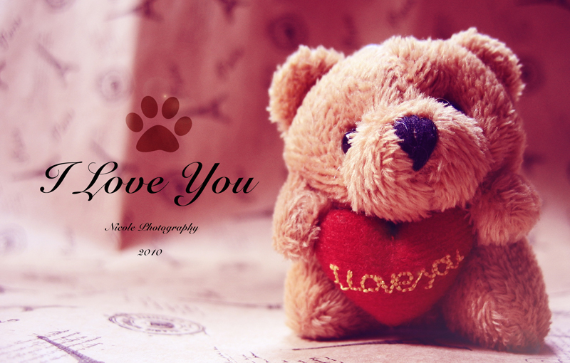 iloveyou手绘