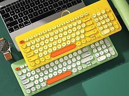 桌面神器键盘鼠标渲染,出来凑个数