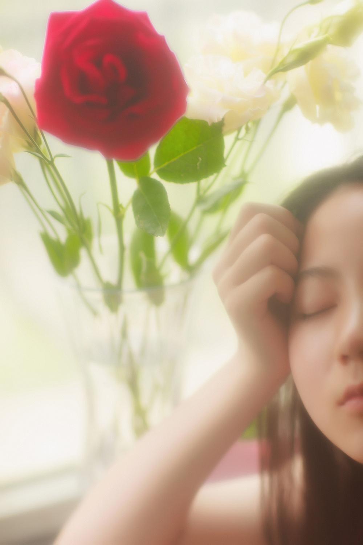 红玫瑰 白玫瑰