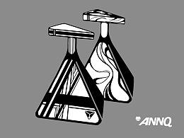 香水瓶设计概念图