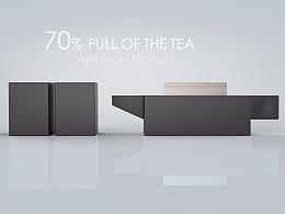 七分满的好茶——俩人茶