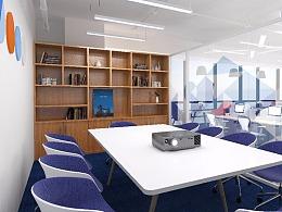 必控知识产权代理有限公司—成都分公司办公室设计