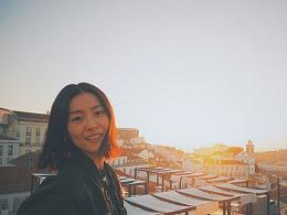 城墙下的照片│跟大表姐刘雯学拍照