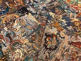 蓝斓岚X腾讯动漫-《劳度叉斗圣变》