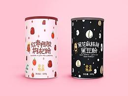 食品包装设计-谷之优品
