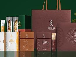 茶饮养生保健食品品牌全案—意形社