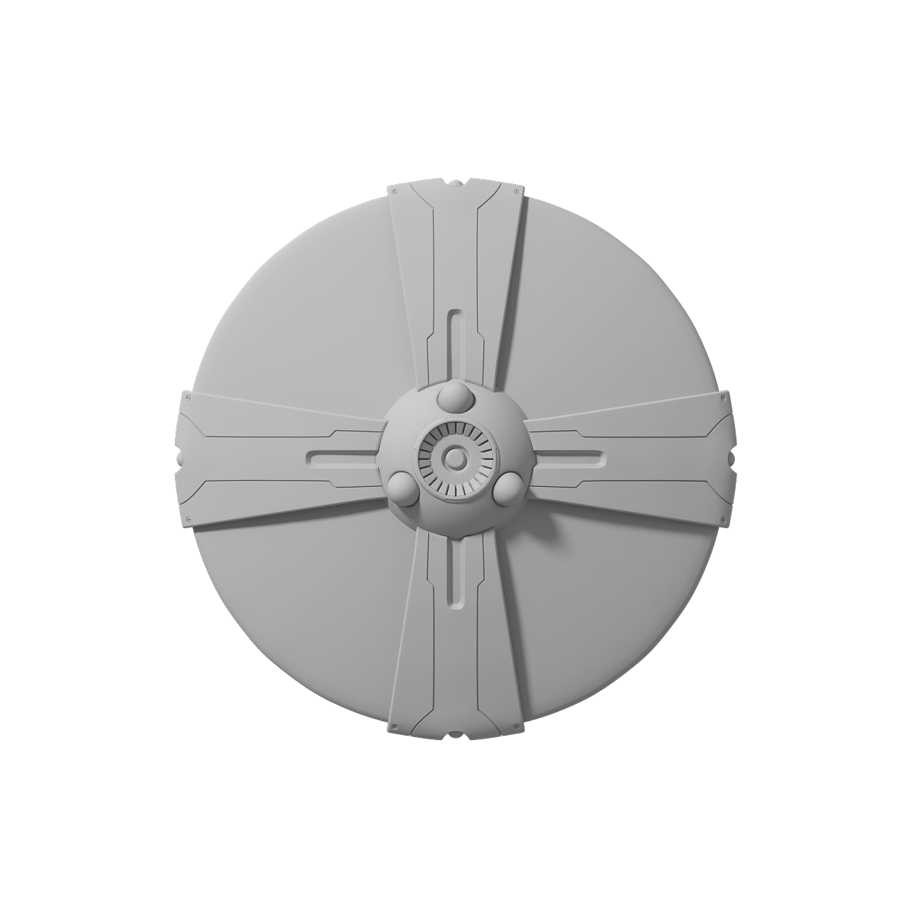 maya建模——飞碟|三维|机械/交通|yhy1956927098
