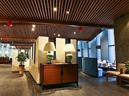 【空间摄影】一组蘇园酒店空间拍摄美食摄影