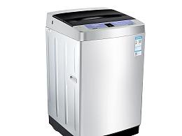 海尔洗衣机拍摄