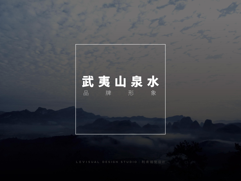 泉水有多少品牌_武夷山泉水 平面 品牌 levisual利未视觉 - 原创