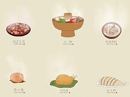 36则有关食物的小漫画