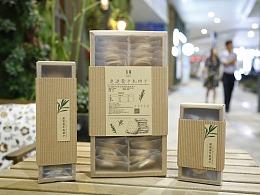 香草牛轧糖包装设计