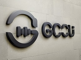 GCCU全球呼叫中心联盟 logo设计