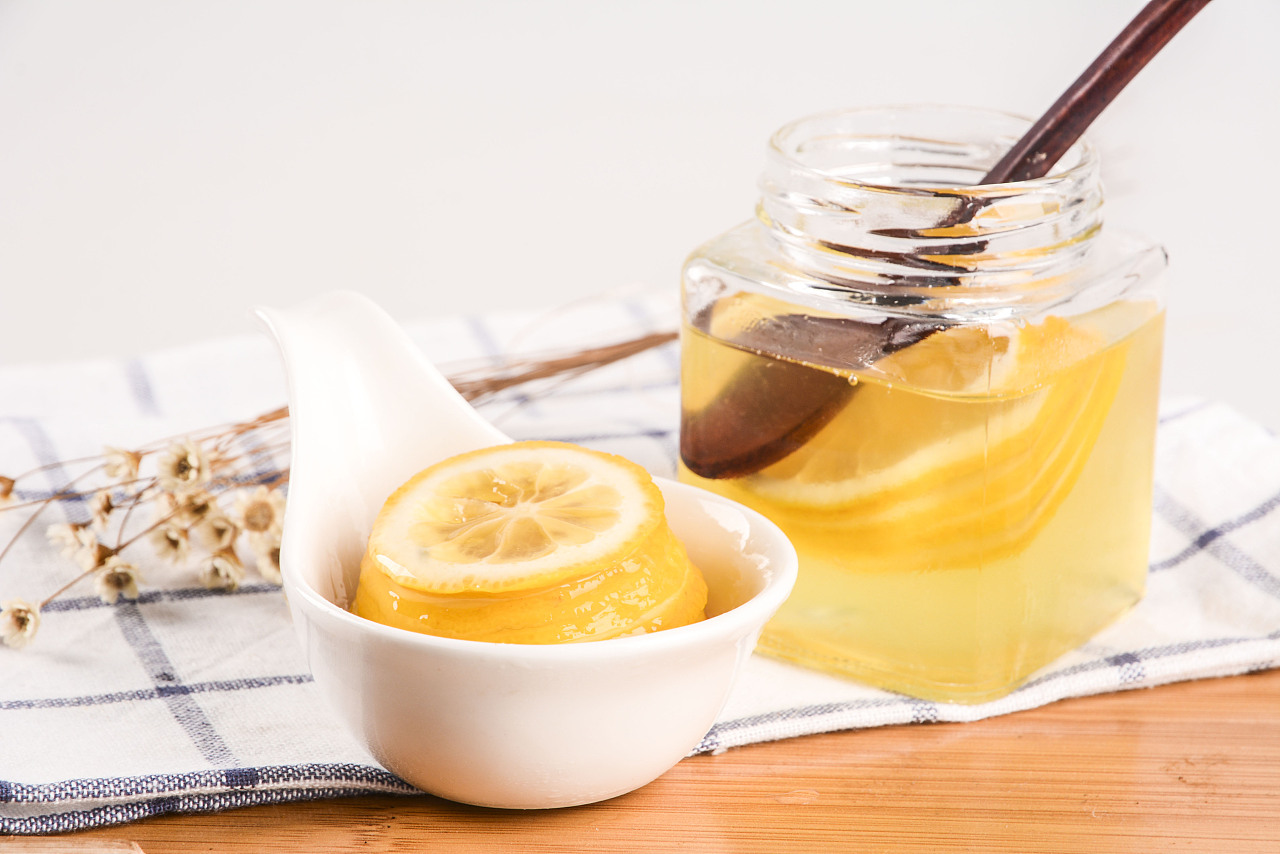 蜂蜜蜂蜜水图片