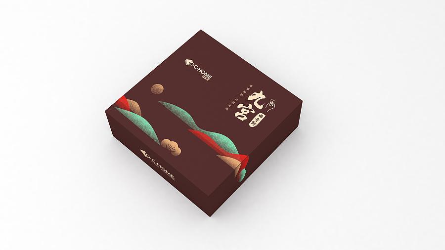 零食包装牙齿包装纤维曲奇步骤包装盒电商淘宝盒子打饼干桩具体饼干图片