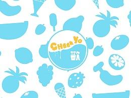 [歡.乳酪]  萌化入心的天空蓝