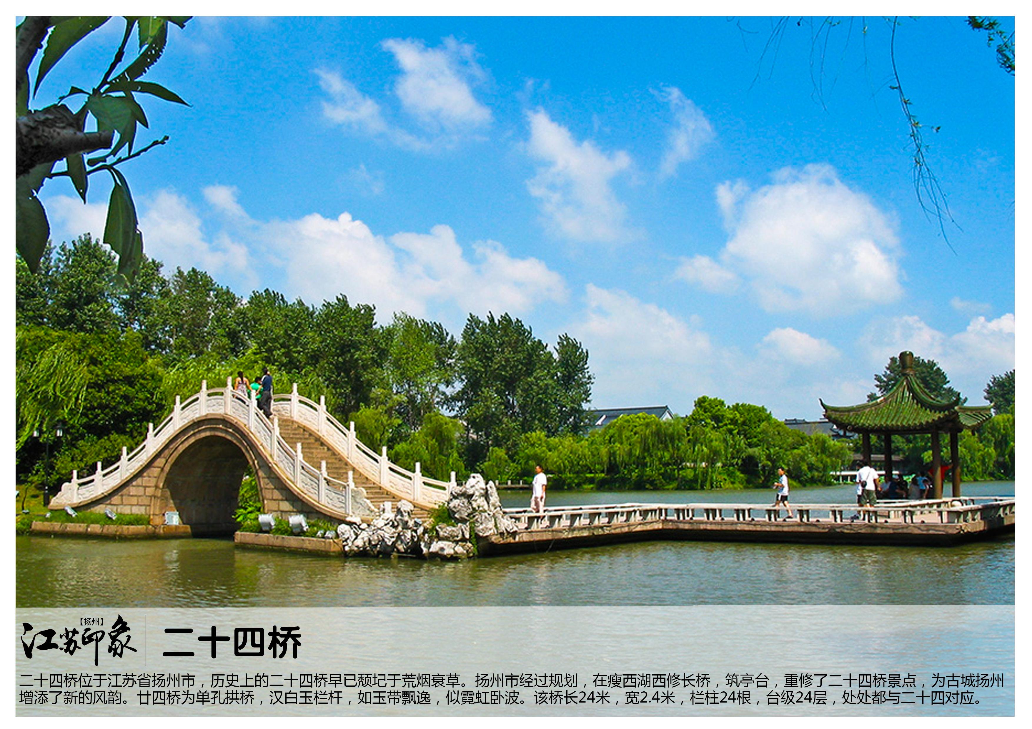 江苏扬州景点