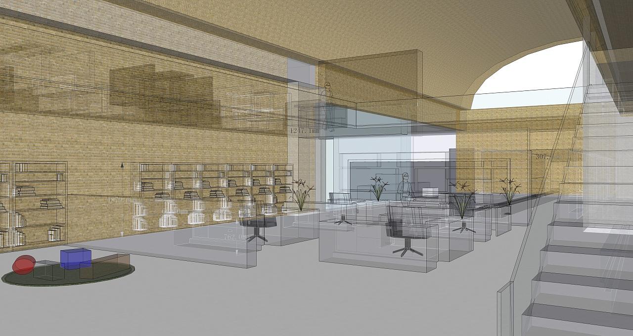 798工业厂房改造设计图片