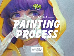AH!WORKS | PAINTING PROCESS Vol.3