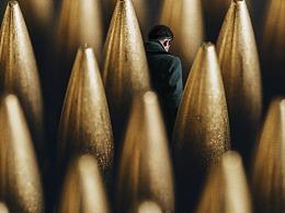 电影《最长一枪》概念海报