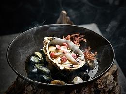 天猫 × 有食间 国潮来了中秋私宴菜品创意研发及拍摄