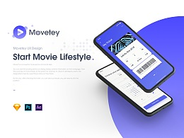 Movetey-Start Movie Lifestyle
