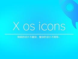 X os icons UI设计
