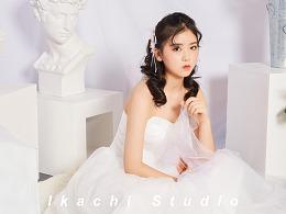 日式轻婚纱妆容/广州赫奇摄影工作室