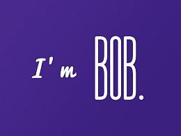 BOB个人品牌动画