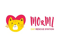 mo&mi流浪猫救助站品牌形象设计