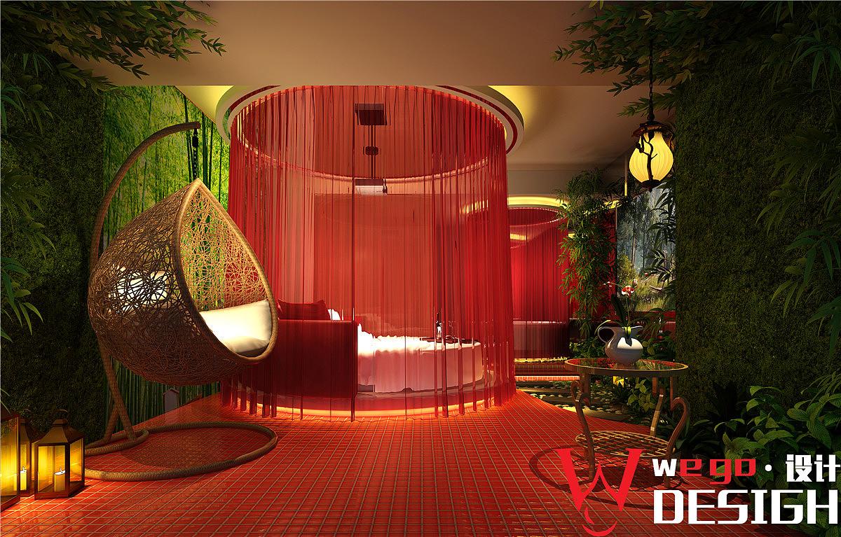 河北商铺酒店设计主题-西安影咖酒店主题设计河北案例装修设计图片
