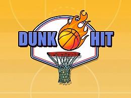 篮球休闲游戏logo
