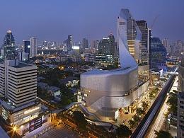 空间印象曼谷商业考察:为消费者创造欢乐、美好的场所