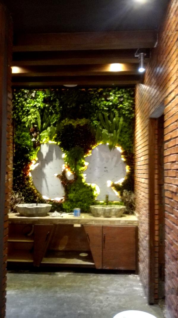 顺德乐从彭厨电影主题餐厅手绘墙画,墙体彩绘,壁画.