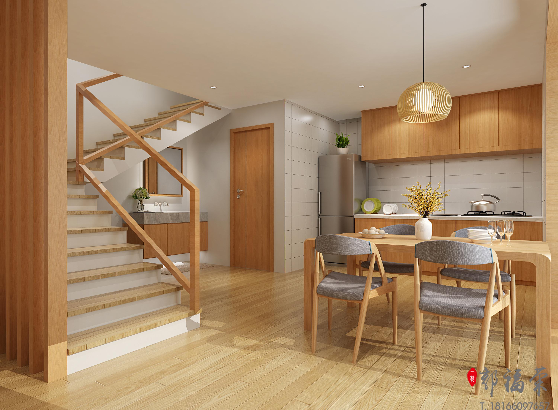 日式小院 空间 室内设计 gfr1228 - 原创作品 - 站酷