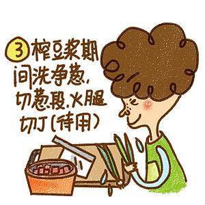 汤奶奶教做饭——豆奶豆渣饼
