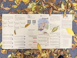 山西医科大学手绘地图创作