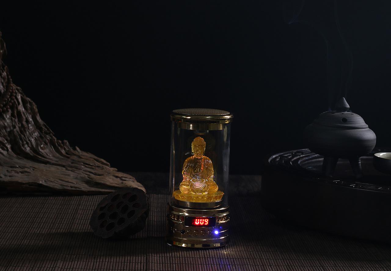 佛教音乐机拍摄淘宝视频拍摄泉州佛教产品小视会用品念佛图片