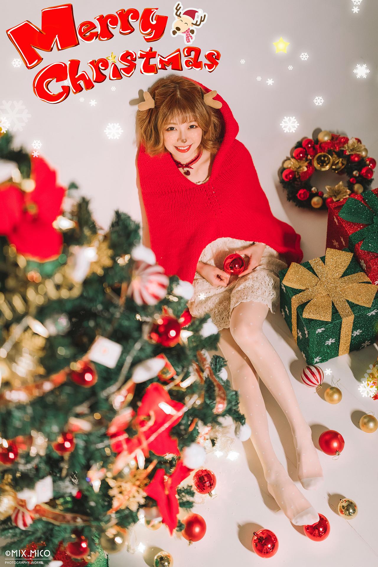 花絮_温馨圣诞|摄影|人像|MixMico - 原创作品 - 站酷 (ZCOOL)