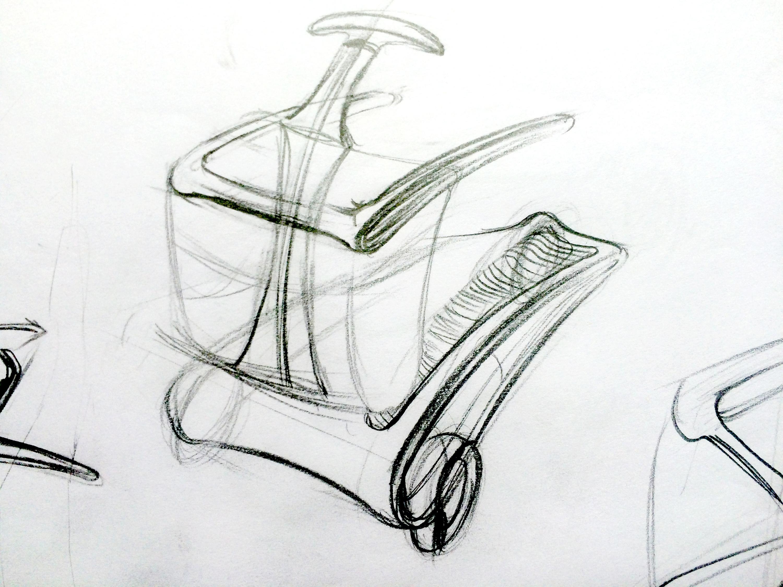 产品设计(智能购物车)